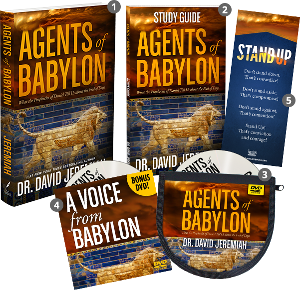 Agents of Babylon DVD Set