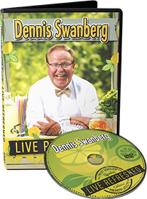 Brand New DVD from Comedian Dennis Swanberg