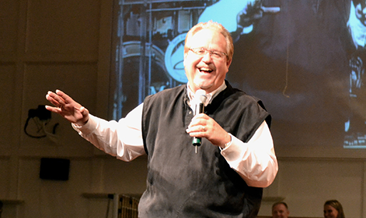 Live Refreshed with Comedian Dennis Swanberg