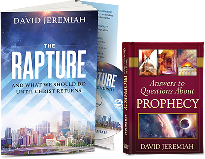 The Rapture and What We Should Do Until Christ Returns PLUS Answers to Questions About Prophecy