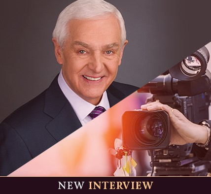New Interview - Discover the heart behind his new teaching series in this powerful interview.