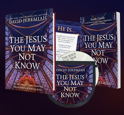 The Jesus You May Not Know - Study Resources