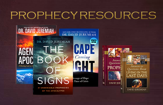 Browse our new prophecy category