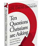 Request Ten Questions book today with a gift of any amount