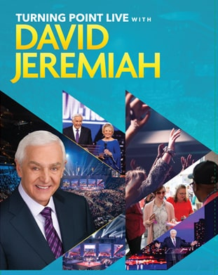 Join David Jeremiah LIVE This Fall
