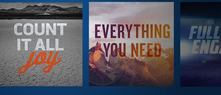 For Our Bible Strong Partners - Four New Series Are Streaming This Month