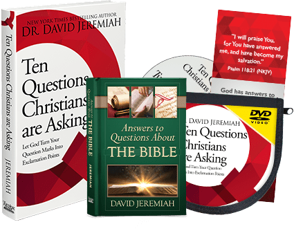 Ten Questions + Answers to Questions About the Bible