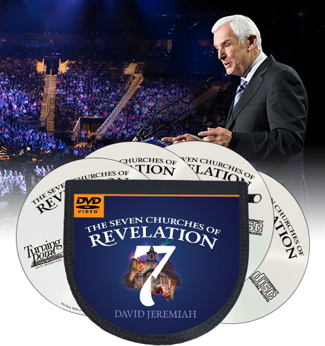 The Seven Churches of Revelation Book