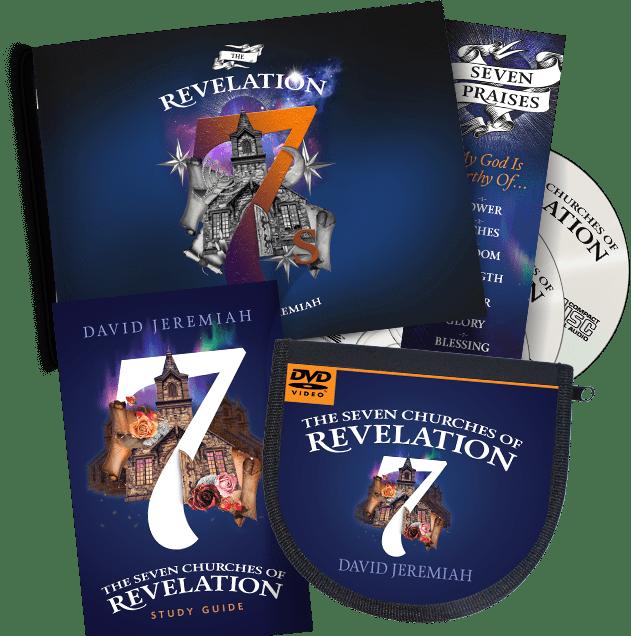 The Seven Churches of Revelation Set
