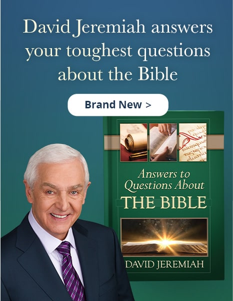David Jeremiah answers your toughest questions about the Bible - Brand New