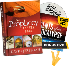 The Prophecy Answers Book and Agents of the Apocalypse Bonus DVD