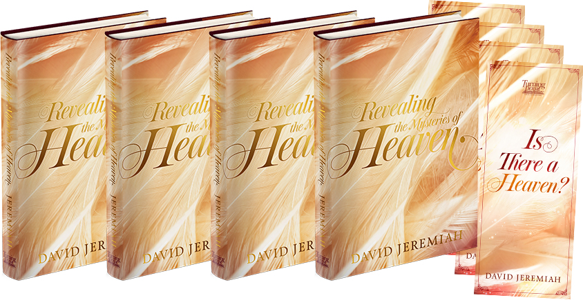 Sharing Heaven Book Bundle