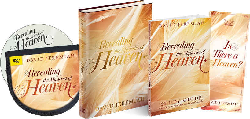 Revealing the Mysteries of Heaven Set