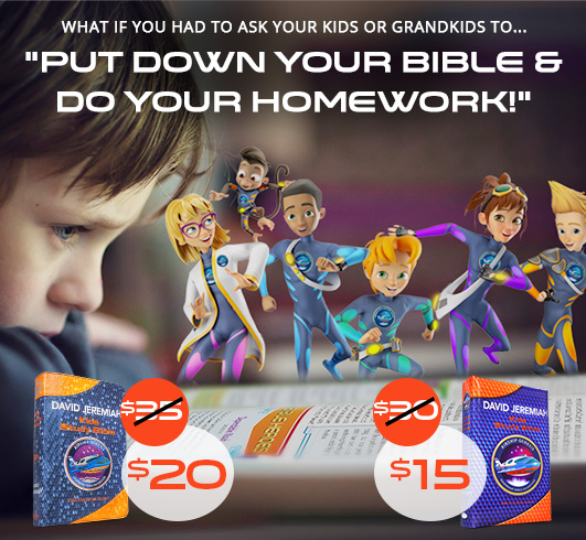 """What if you had to ask your kids or grandkids to... """"Put Down your Bible & do your homework!"""""""