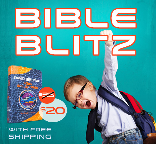 Bible Blitz - With free shipping