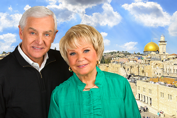 Tour the Land of the Bible with Dr. David Jeremiah