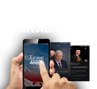 Download Turning Point's Canada App