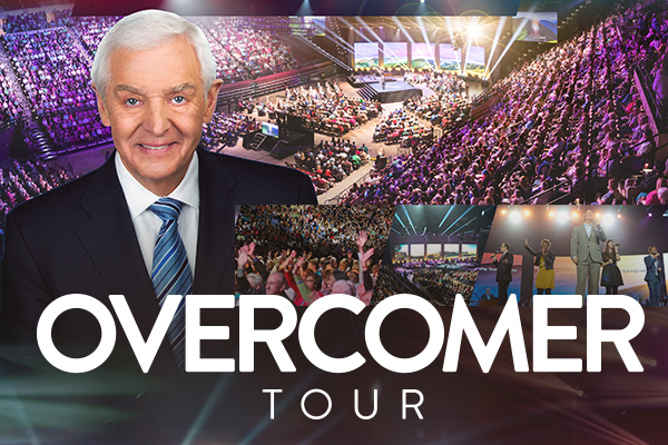 Overcomer Tour with Dr. David Jeremiah
