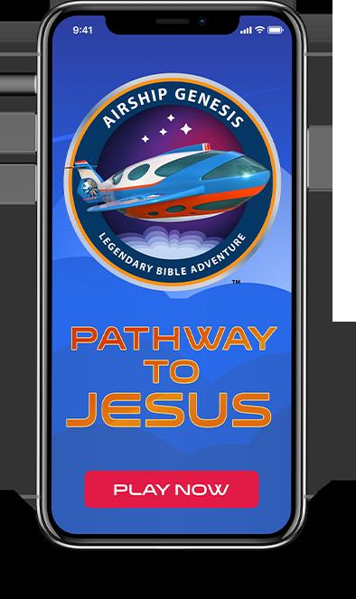 Pathway to Jesus - Airship Genesis App