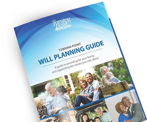 Turning Point Will Planning Guide