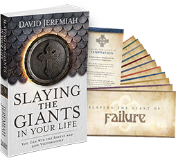 Request Slaying the Giants in Your Life Book With A Generous Gift