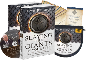 Request Your Giant Slayer Study Set With A Gift of $60 or More