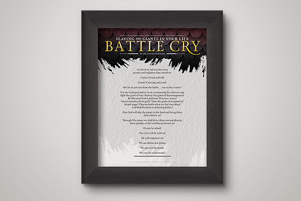 Free Download - Your Battle Cry
