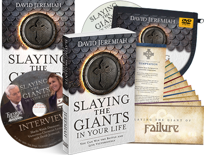 Slaying the Giants Complete Study Set on DVD or CD