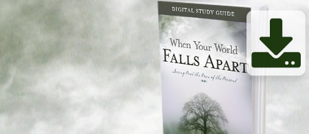 When Your World Falls Apart - Access the Free Digital Study Guide
