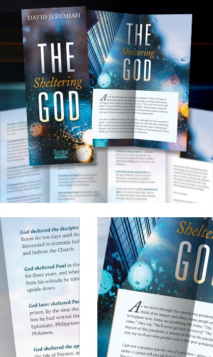 The Sheltering God FREE Tract