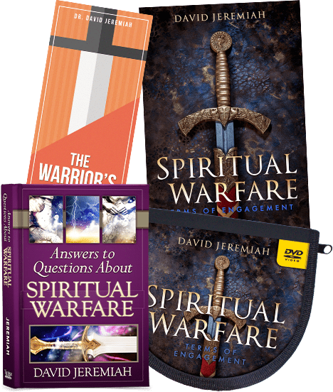 Answers to Questions About Spiritual Warfare Set
