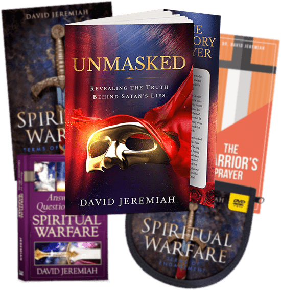 Unmasked—Revealing the Truth Behind Satan's Lies Set
