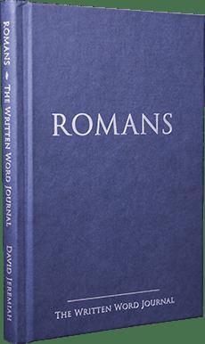Romans: The Written Word Journal