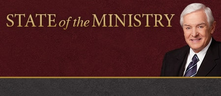 From the Heart of Dr. David Jeremiah - State of the Ministry Interview
