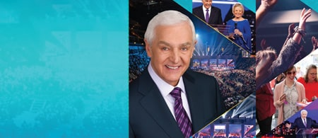 Sign up for Event Updates - Join David Jeremiah LIVE This Fall!