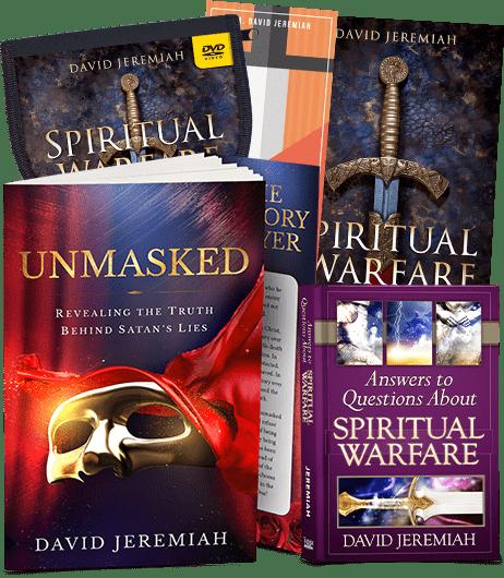 Unmasked + Spiritual Warfare Set