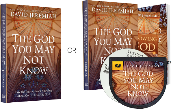 The God You May Not Know - OR - The God You May Not Know DVD Set