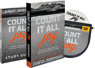 Request Your Count It All Joy Resource Set With A Gift of $60 or More