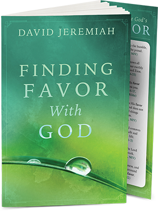 Finding Favor with God