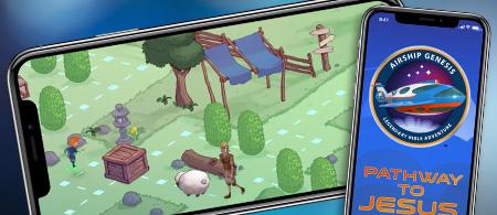 Airship Genesis: Pathway to Jesus mobile game