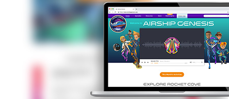 Visit the all-new Airship Genesis website