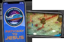 Airship Genesis mobile App - Pathway to Jesus
