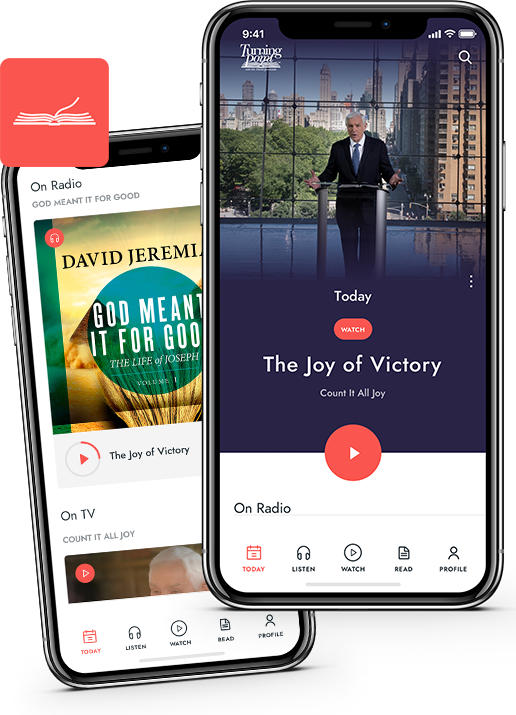 Turning Point Mobile App News - DavidJeremiah org