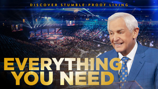 Everything You Need Tour, with David Jeremiah