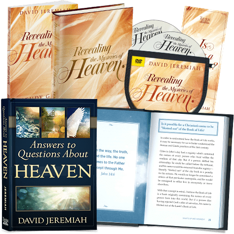 The Heaven Set   Answers to Questions About Heaven