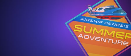 FREE Online Vacation Bible School - Airship Genesis Summer Adventure!