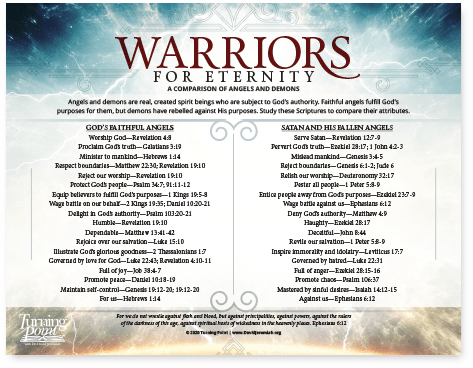 Free Download: Warriors for Eternity