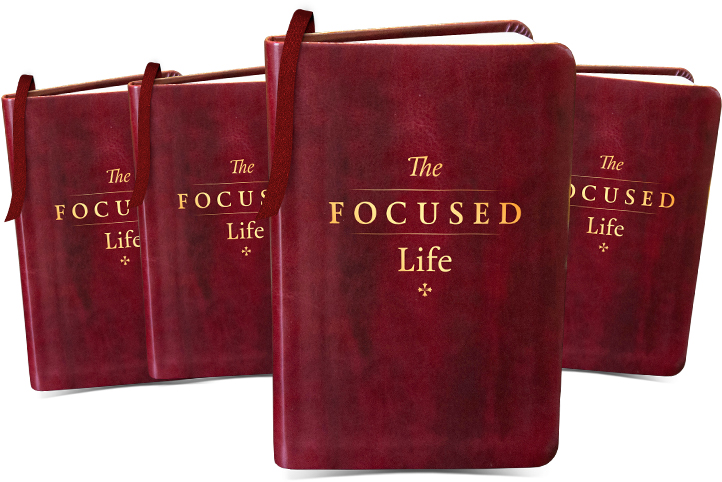 The Focused Life 4-pack