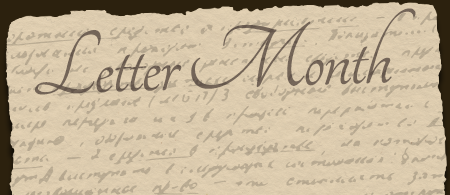How has Turning Point impacted your life? Send us a note for letter month!