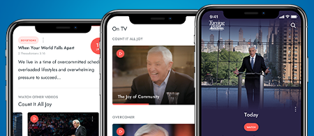 Never Miss a Broadcast - Download the free App